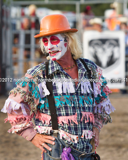 The Ultimate Rodeo Tour in Welland, Ontario, Canada . 27 July,  2012.photo by Norm Betts, ©2012.normbetts@canadianphotographer.com.416 460 8743