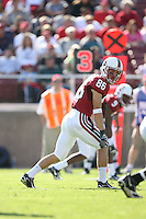 14 October 2006: Kelton Lynn during Stanford's 20-7 loss to Arizona during Homecoming at Stanford Stadium in Stanford, CA.