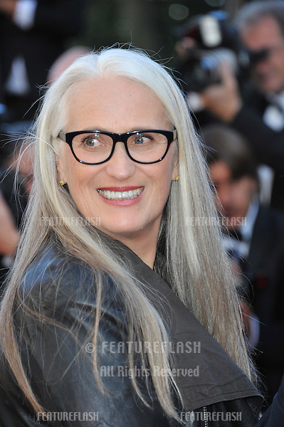 Jane Campion at the gala awards ceremony at the 67th Festival de Cannes.<br /> May 24, 2014  Cannes, France<br /> Picture: Paul Smith / Featureflash
