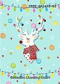 Isabella, CHRISTMAS ANIMALS, WEIHNACHTEN TIERE, NAVIDAD ANIMALES, paintings+++++,ITKEBR1478-01,#xa#