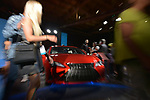 MIAMI, FL - MAY 30: Atmosphere during the Miami Fashion Week at Ice Palace Film Studios on May 30, 2019 in Miami, Florida. ( Photo by Johnny Louis / jlnphotography.com )