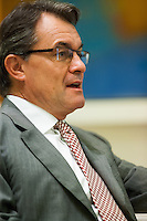 While he ponders the merits of a second European bailout, Prime Minister Mariano Rajoy has another weighty matter in hand on Thursday when he meets Catalan regional premier Artur Mas amid popular clamor for independence for the northeastern region.