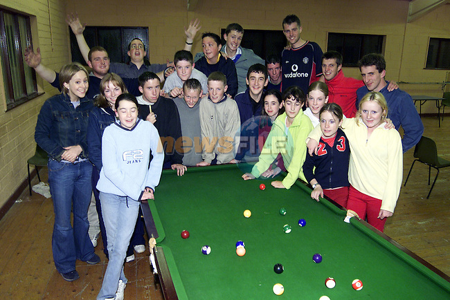Stamullen Youth Club.Picture: Paul Mohan/Newsfile