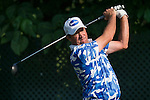 Scott Hend of Australia tees off during the 58th UBS Hong Kong Golf Open as part of the European Tour on 09 December 2016, at the Hong Kong Golf Club, Fanling, Hong Kong, China. Photo by Marcio Rodrigo Machado / Power Sport Images