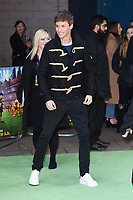 Eddie Redmayne at the &quot;Early Man&quot; world premiere at the IMAX, South Bank, London, UK. <br /> 14 January  2018<br /> Picture: Steve Vas/Featureflash/SilverHub 0208 004 5359 sales@silverhubmedia.com