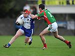 Glen Emmets Aidan Monahan Lannleire Niall Lennon. Photo: Colin Bell/Pressphotos.ie