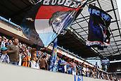 01.08.2015. Cologne, Germany. Pre Season Tournament. Colonia Cup. Valencia CF versus FC Porto.  The noisy fans of Porto before the game.