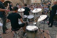 Cours du Prieuré, concert des formations du conservatoire de musique