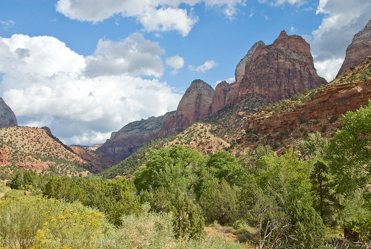 Landscapes - Zion National Park & Kolob Canyons