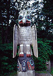 Thunderbird and whale, Totem Bight SHP