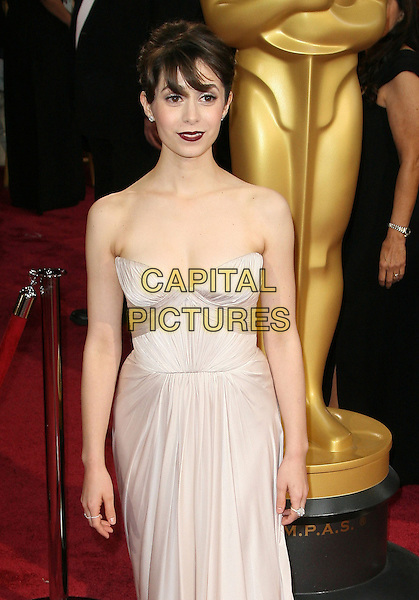 02 March 2014 - Hollywood, California - Cristin Milioti. 86th Annual Academy Awards held at the Dolby Theatre at Hollywood &amp; Highland Center.  <br /> CAP/ADM<br /> &copy;AdMedia/Capital Pictures