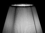 A lamp shade