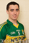 Jack Sherwood member of the Kerry U-21 panel 2012