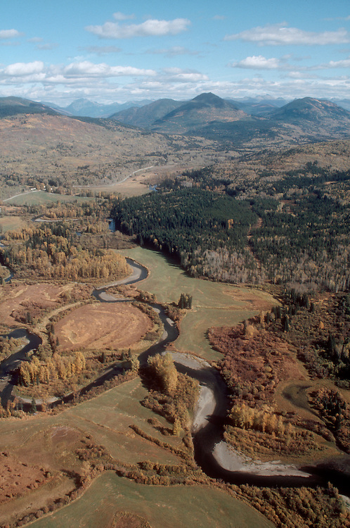 British Columbia, Canada, Horsefly River watershed, wild salmon habitat, Okanagan Valley,