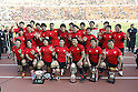 Rugby: 50th All Japan University Rugby Championship - Teikyo University 41-34 Waseda University