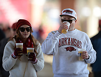 Arkansas Friday, Feb. 14, 2020, during the inning against Eastern Illinois at Baum-Walker Stadium in Fayetteville. Visit nwaonline.com/200214Daily/ for today's photo gallery.<br /> (NWA Democrat-Gazette/Andy Shupe)
