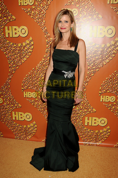 KYRA SEDGWICK.HBO's 2010 67th Golden Globe Awards Post Party held at the Beverly Hilton Hotel, Beverly Hills, California, USA..January 17th, 2009.globes full length dress green maxi brooch.CAP/ADM/BP.©Byron Purvis/Admedia/Capital Pictures