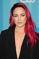 www.acepixs.com<br /> May 18, 2017 New York City<br /> <br /> Caity Lotz attending arrivals for CW Upfront Presentation in New York City on May 18, 2017.<br /> <br /> Credit: Kristin Callahan/ACE Pictures<br /> <br /> <br /> Tel: 646 769 0430<br /> Email: info@acepixs.com
