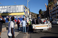 SOUTH AFRICA: CAPE TOWN RACIAL DIVIDE