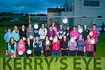 A great gathering of mothers to train in the Gaelic 4 Mothers and Others at Farranfore GAA grounds on Tuesday evening.