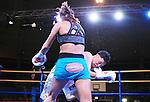 Liliana Palmera retuvo su titulo ante Chantall Martinez de la AMB en San Antero Cordoba