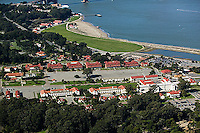 aerial photograph Presidio of San Francisco