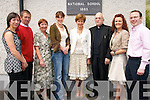 TOP TEAM: Mary Murphy who retired as principle of Foilmore National School on Friday last after 36 in the South Kerry School pictured with the Board of Management at a function at the school on Friday..L/r. Nora Golden, Eugene O'Sullivan, Olivia Kavanagh, Fiona Garvey, Mary Murphy, Fr. Jack Dennehy, Ann Marie Lynch and  Jack Golden..