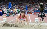 Athletics Long Jump - Day 4