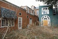 1986 February..Conservation.Downtown West (A-1-3)...D'ART CENTER.BEFORE...NEG#.NRHA#..