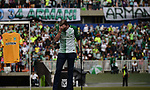 Franco Armani se despide de Atlético Nacional.