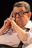 SAO PAULO, 04 DE ABRIL DE 2013 - RUMOS DA COMPETITIVIDADE - Seminário Rumos da Competitividade - A Indústria de Máquinas e Equipamentos que contou a presença dos Economistas Delfim Netto, Luis Carlos Bresser Pereira e Yoshiaki Nakano, no Auditório da Abimaq (Associação Brasileira de Máquinas e Equipamentos), região sul da capital, na tarde desta quinta feira, 04. (FOTO: ALEXANDRE MOREIRA / BRAZIL PHOTO PRESS)