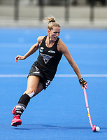 Stacey Michelsen during the Pro League Hockey match between the Blacksticks women and the USA, Nga Punawai, Christchurch, New Zealand, Sunday 16 February 2020. Photo: Simon Watts/www.bwmedia.co.nz