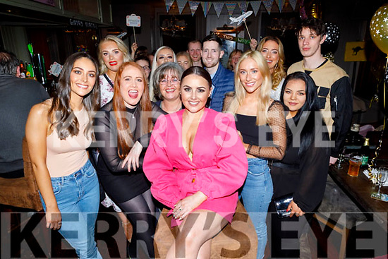 Marie Kelly from Tralee leaving for Australia on Thursday having a Goodbye Party in the Fiddler on Saturday night.