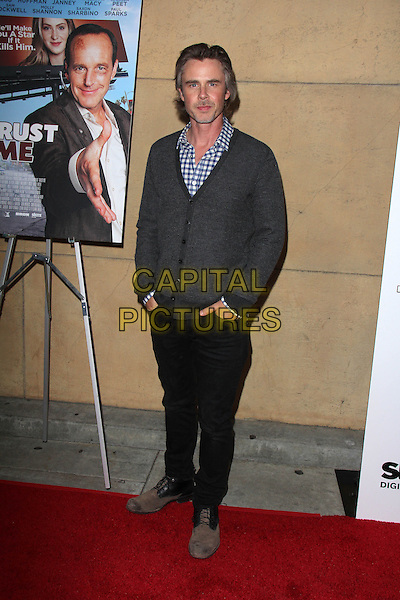 HOLLYWOOD, CA - May 22: Sam Trammell at the &quot;Trust Me&quot; Special Screening, Egyptian Theater, Hollywood,  May 22, 2014.  <br /> CAP/MPI/JO<br /> &copy;Janice Ogata/MediaPunch/Capital Pictures