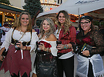 Mindy, Kayla, Amber and Becky during the Pirate Crawl in downtown Reno on Saturday, August 17, 2019.