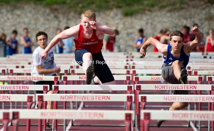 100m hurdles high school
