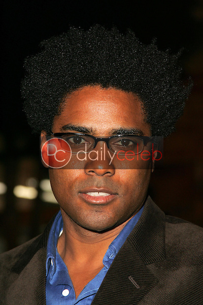 Mark Brown<br />at the world premiere of &quot;Get Rich Or Die Tryin&quot;. Graumans Chinese Theatre, Hollywood, CA. 11-02-05<br />Dave Edwards/DailyCeleb.com 818-249-4998
