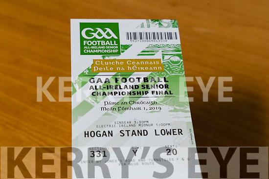 All Ireland Senior Football Tickets for 2019
