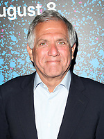 WEST HOLLYWOOD, CA - AUGUST 7: Les Moonves, at the Carpool Karaoke: The Series on Apple Music Launch Party at Chateau Marmont in West Hollywood, California on August 7, 2017. <br /> CAP/MPI/FS<br /> &copy;FS/MPI/Capital Pictures