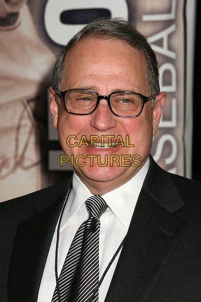 "JERRY REINSDORF.4th Annual ""In the Spirit of The Game"" Auction and Dinner Gala at the Beverly Hilton Hotel, Beverly Hills, California, USA, 6 Januray 2007..portrait headshot glasses.CAP/ADM/BP.©Byron Purvis/Admedia/Capital Pictures"