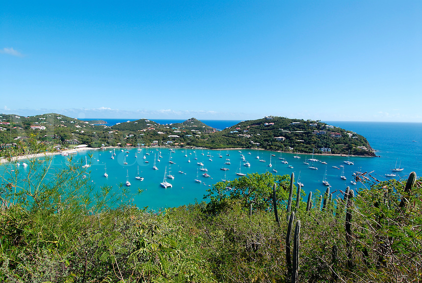 US Virgin Islands, St John, Great Cruz Bay