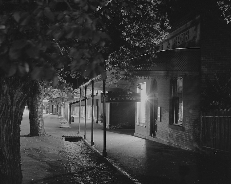 Night Street Scene, Maldon<br />