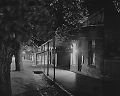 Night Street Scene, Maldon<br /> <br /> Declared Australia's 'First Notable Town' Maldon is a small town that retains much of its original character.