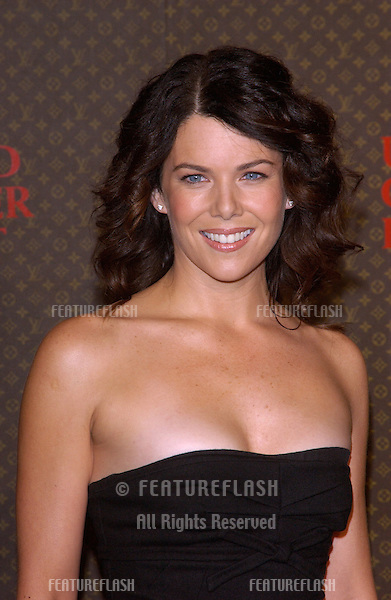 Nov 8, 2004; Los Angeles, CA; Actress LAUREN GRAHAM at the Louis Vuitton United Cancer Front Gala at Universal Studios, California.