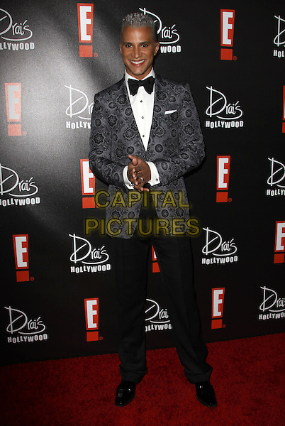 JAY MANUEL.E! Oscar Viewing And After Party held At Drai's at The W Hotel, Hollywood, California, USA..March 7th, 2010.full length grey gray silver jacket black trousers tuxedo .CAP/ADM/KB.©Kevan Brooks/AdMedia/Capital Pictures.