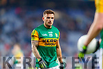 Micheal Burns, Kerry before the Allianz Football League Division 1 Round 1 match between Dublin and Kerry at Croke Park on Saturday.