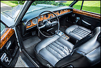 BNPS.co.uk (01202 558833)<br /> Pic : Bonhams/BNPS<br /> <br /> Feel your 'The Greatest' for only &pound;55,000, in this beautiful old Roller, first owned by boxing legend Muhammed Ali.<br /> <br /> The classic Silver Shadow Mulliner Park Ward Convertible still floats like a butterfy despite being nearly 50 years old. <br /> <br /> Ali purchased the car new for &pound;12,000 in 1970, shortly after being re-awarded his boxing licence, after years of struggle with the US authorities over his refusal to fight in Vietnam.<br /> <br /> Auctioneers Bonhams are now selling the Iconic British motor at their sale in Zoute, Holland on 5th October.