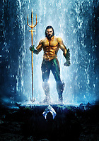 Aquaman (2018) <br /> Promotional art with Jason Momoa.<br /> *Filmstill - Editorial Use Only*<br /> CAP/RFS<br /> Image supplied by Capital Pictures