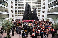 Capitol Hill Demonstrators - Deferred Action for Childhood Arrivals (DACA)