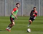 Ben Whiteman during the Sheffield Utd training session at the Shirecliffe Training Complex , Sheffield. Picture date: September 29th, 2016. Pic Simon Bellis/Sportimage